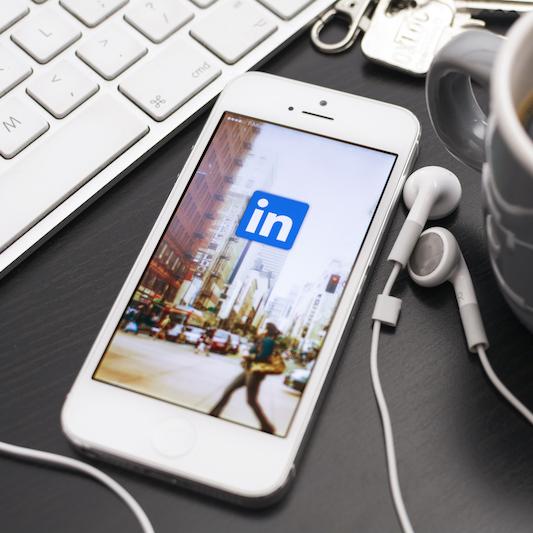 #LinkedIn