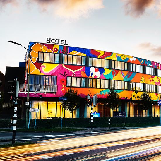 #Hotel Ten Cate