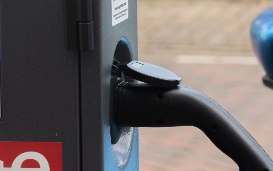 Voordeel voor elektrische bedrijfsauto's